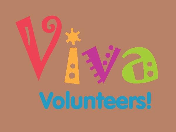 Viva Volunteers!