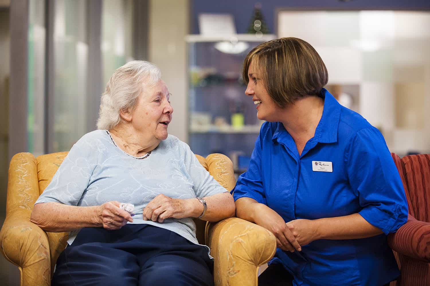 aegis residential aged care application