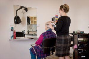 Resthaven Port Elliot has a convenient hairdressing salon