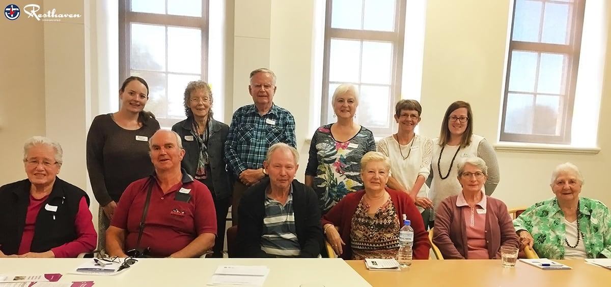 2017 04 Port Elliot Community Services Parkinson's Group