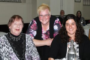 Resthaven Riverland Ccommunity Services - Client with Sandy Smith and HSW
