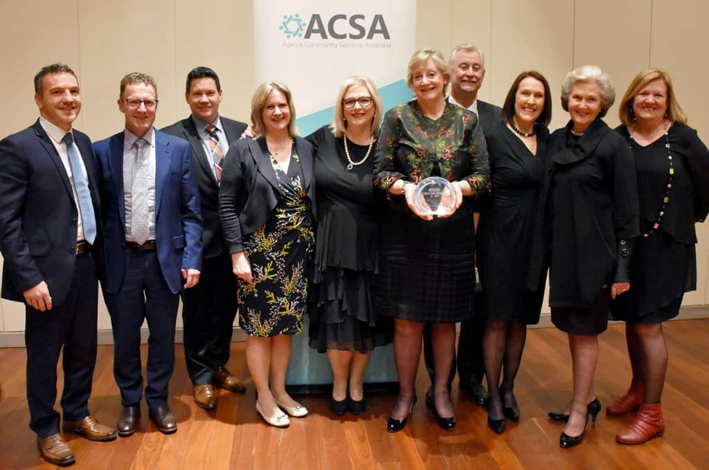 Resthaven wins Aged Care Provider of the Year Award