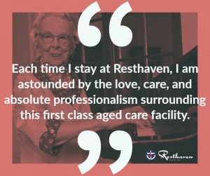 residential respite quote