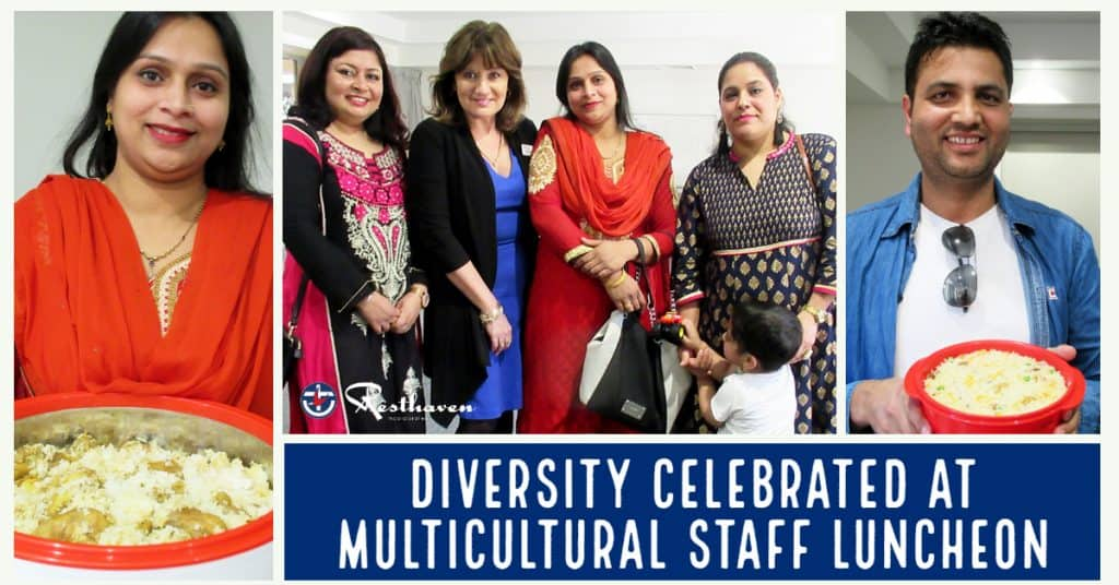 Diversity Celebrated at Staff Multicultural Luncheon