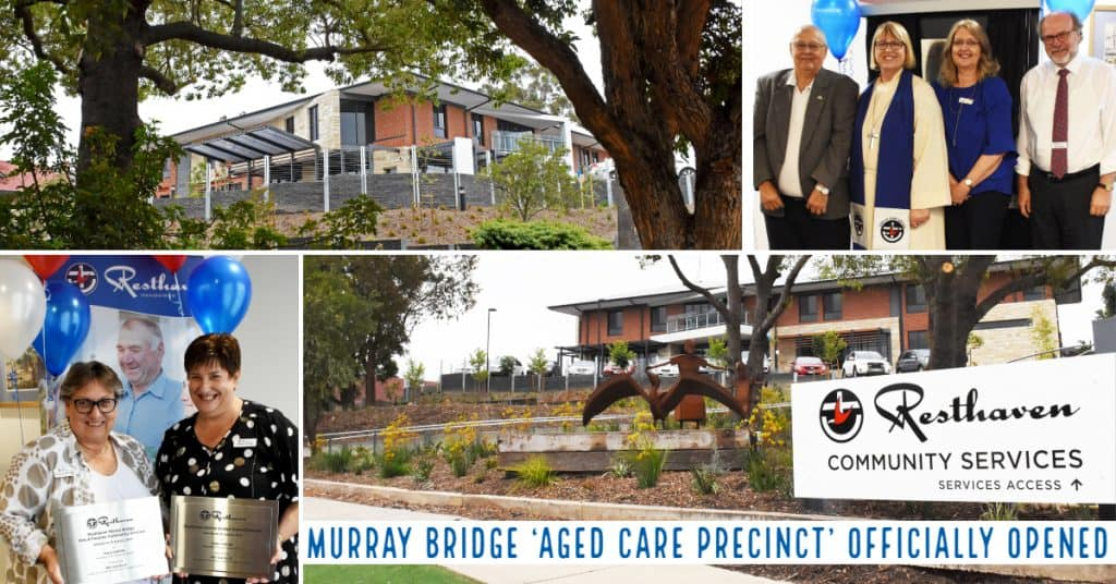 Murray Bridge 'Aged Care Precinct' Officially Opened