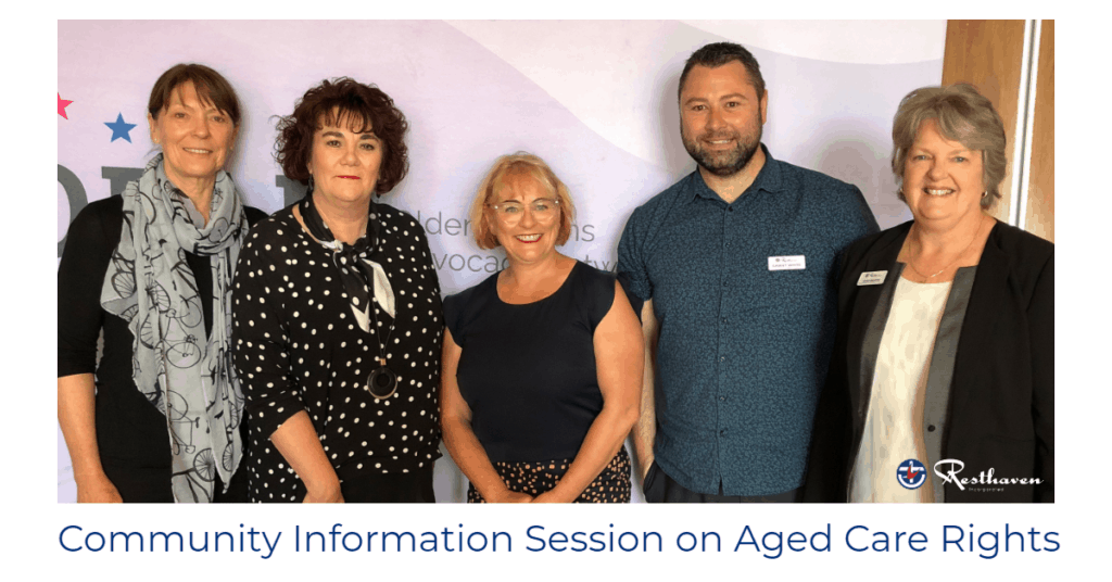 Community Information Session on Aged Care Rights