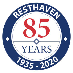 Resthaven anniversary