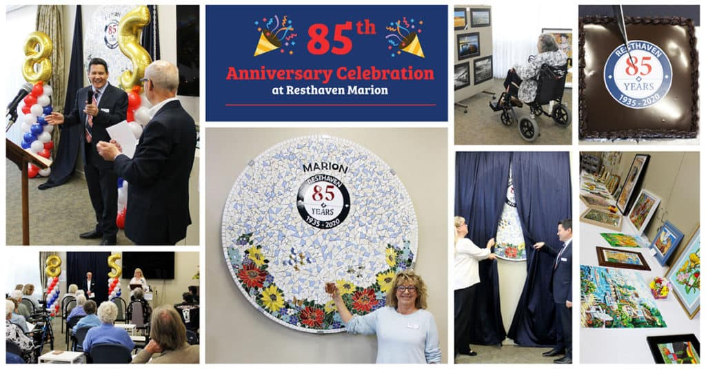 Art show to celebrate Resthaven's 85th birthday