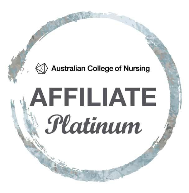 Australian College of Nursing Affiliate Logo
