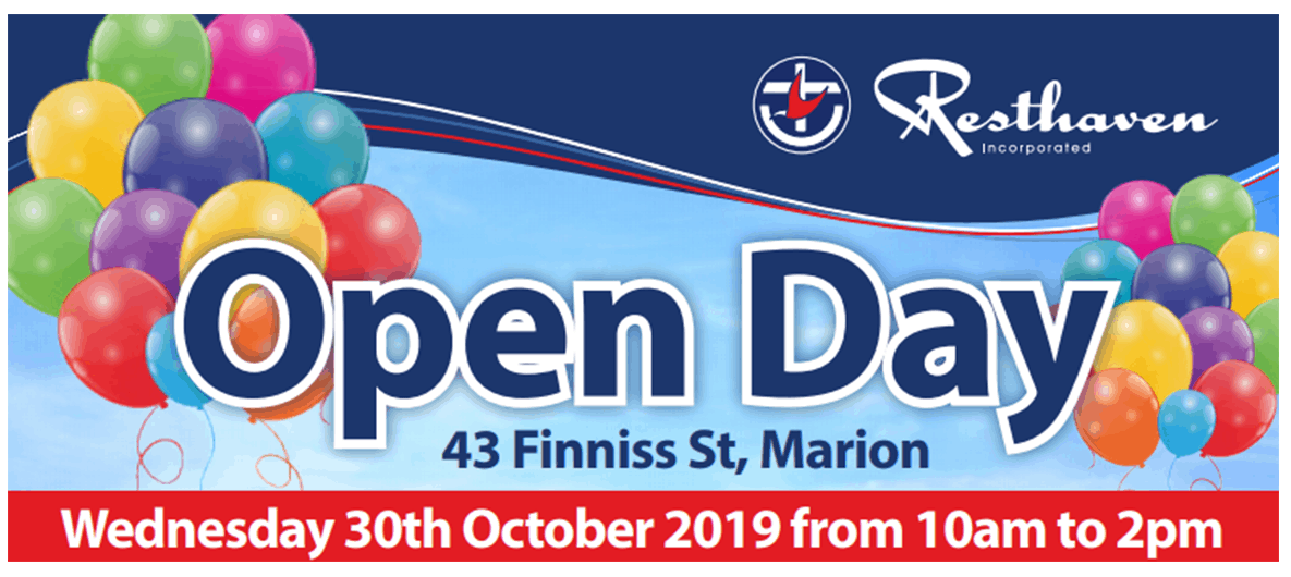 Resthaven Marion Community Open Day