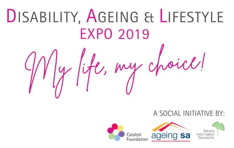 Disability, Ageing, and Lifestyle Expo image