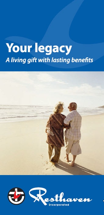 Your legacy. living gift with lasting benefits - bequests