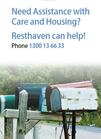 Assistance with Care and Housing
