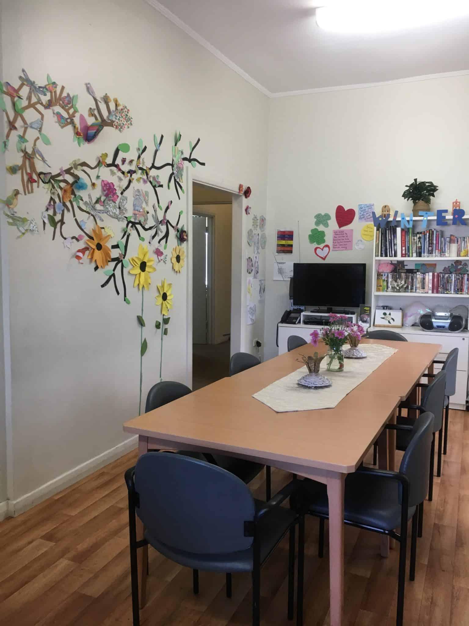 Regency Cottage Activities Room