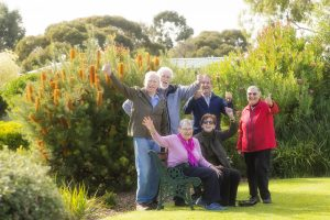 Resthaven Independent Retirement Residents give Resthaven the 'thumbs up'!