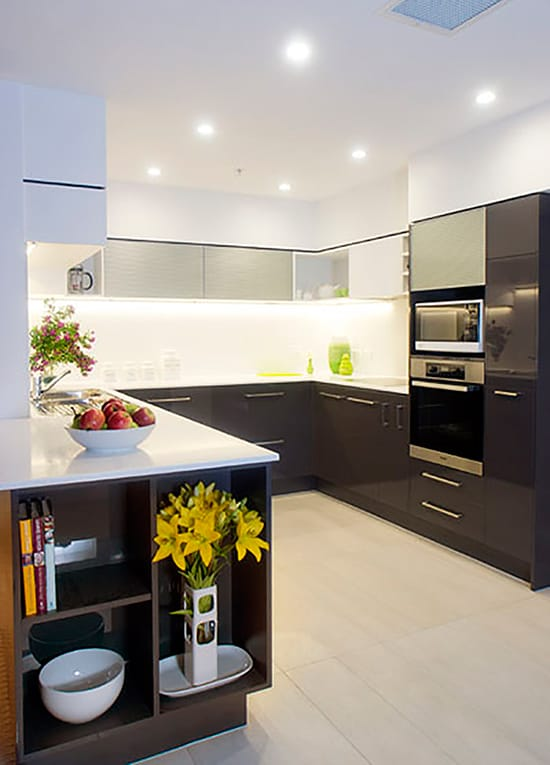 The Premium Apartments at Resthaven Leabrook feature luxury appliances and finishes.